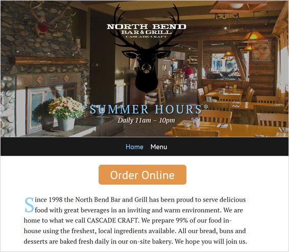 North Bend Bar & Grill